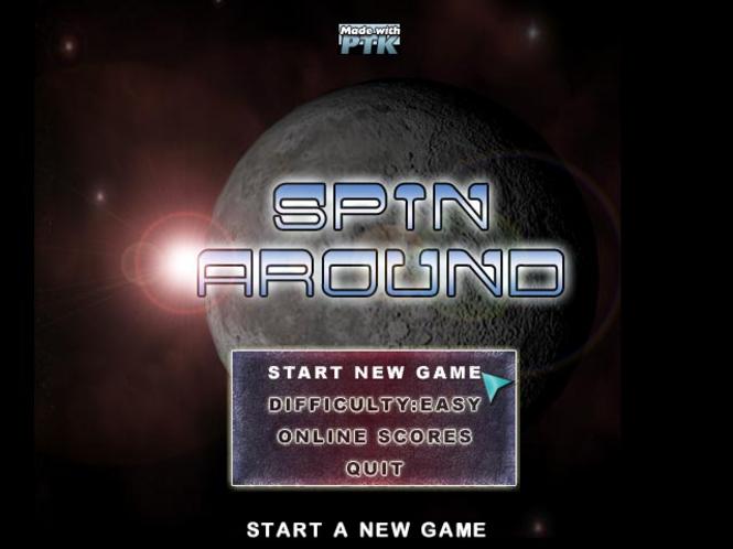 Spin Around Screenshot