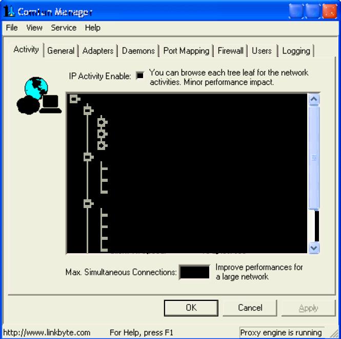 Comtun Pro Screenshot