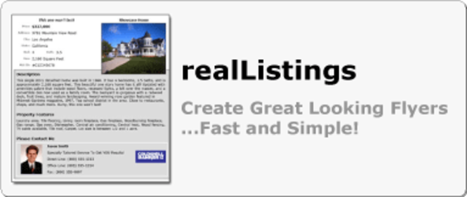 realListings Screenshot 1