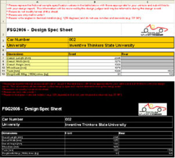 AcadExcel CAD Table Editor Screenshot