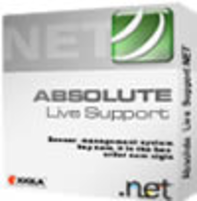 Absolute Live Support .NET (Special Introductory Offer - 20% Off) Screenshot
