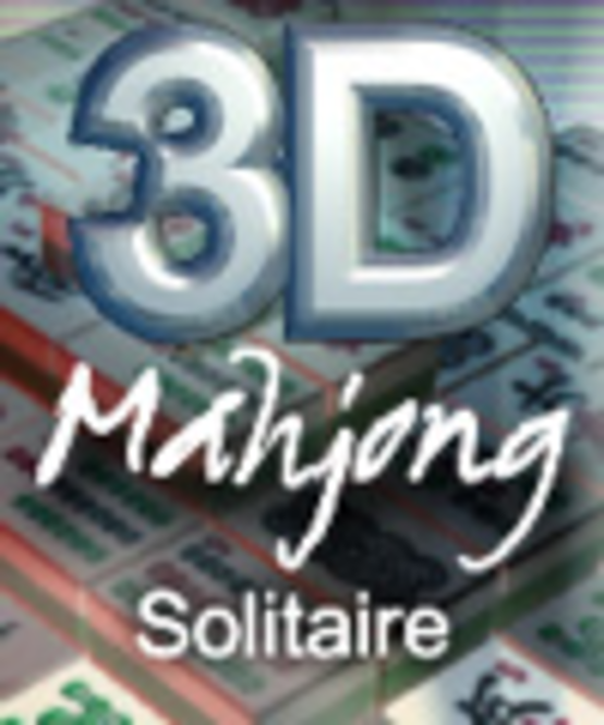 3D Mahjong Solitaire Screenshot