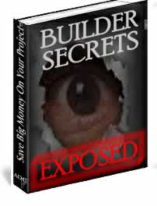 Builder Secrets Exposed Screenshot