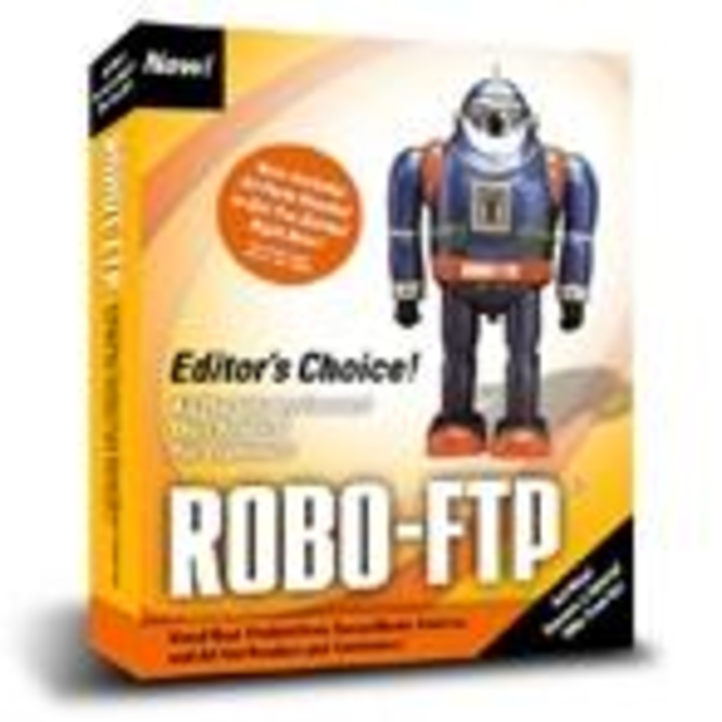 Robo-FTP w/ 12-Months Pro Support Screenshot 1