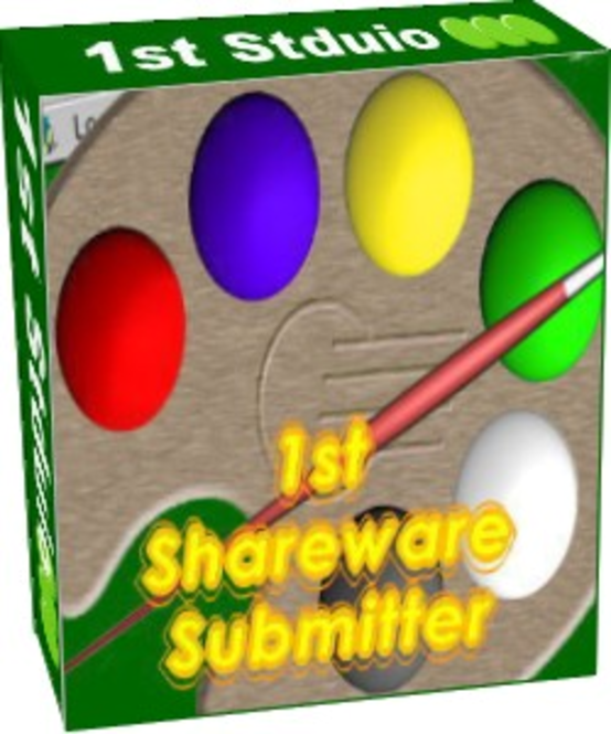 1st Shareware Submitter Permanent License Screenshot