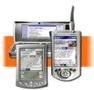 OpusFlow CRM PDA synchronization module. 1