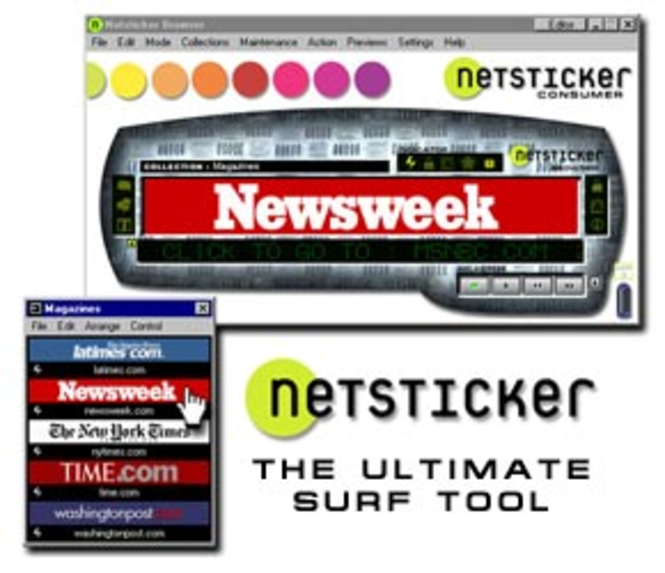 Netsticker Screenshot