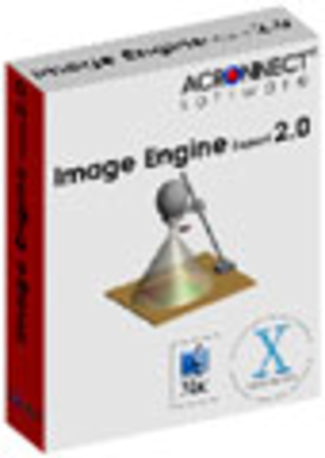 ImageEngine Export Std Screenshot