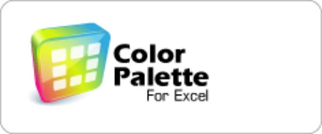 Color Palette for Excel Screenshot 1