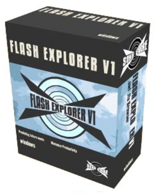 Flash Explorer Screenshot
