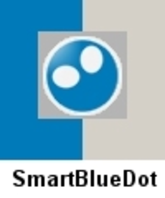 SmartBlueDot Screenshot