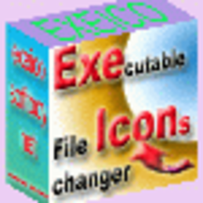 Executable File Icons Changer Screenshot