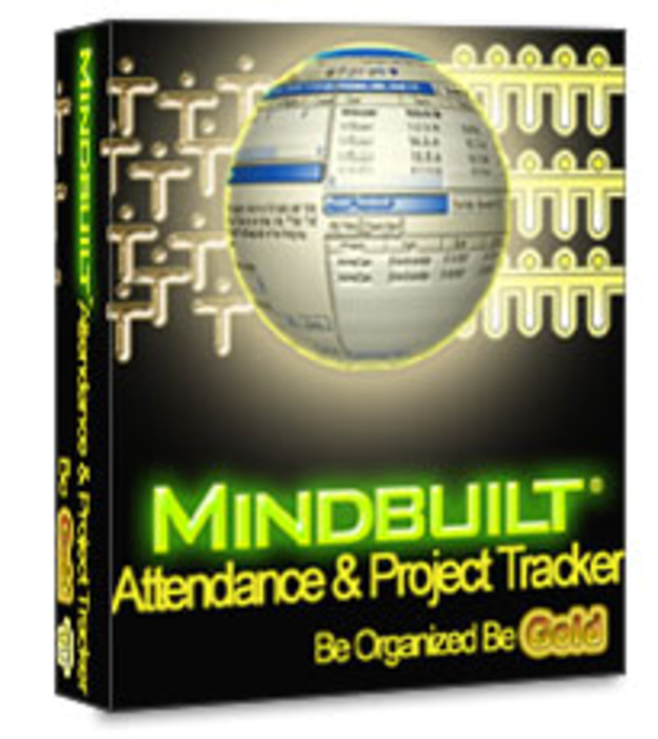 Mindbuilt Attendance & Project Tracker Screenshot