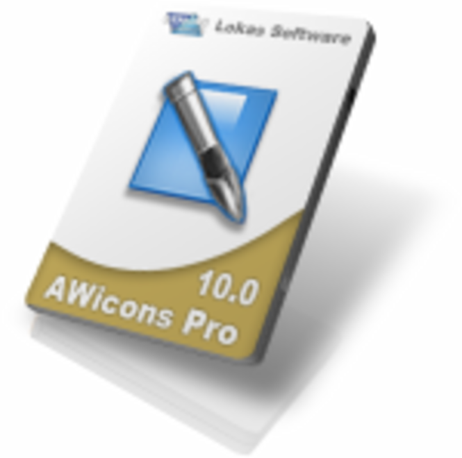 AWicons Pro (Business license) Screenshot