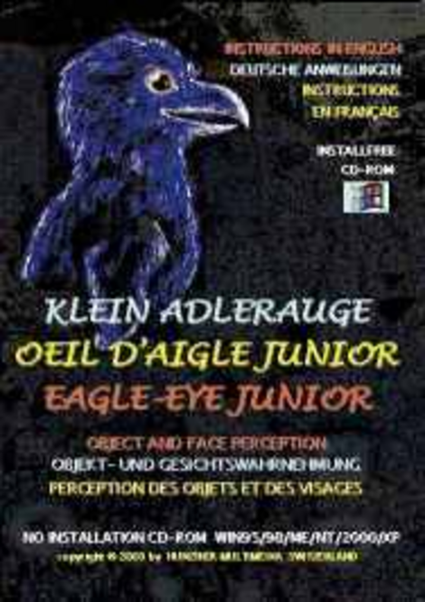 Eagle-Eye Junior / Klein Adlerauge / Oeil d'aigle junior Screenshot