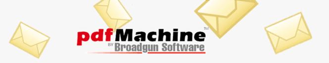 pdfMachine 50 User Paket Screenshot