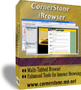 CornerStone iBrowser 1