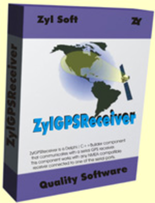 ZylGPSReceiver - Single Developer License Screenshot