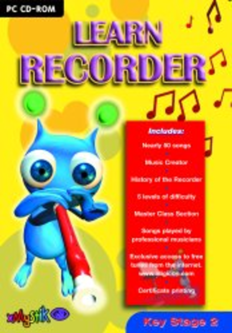 Learn Recorder (Free delivery UK) Screenshot 1