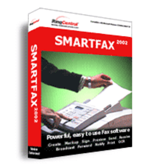 SmartFax 2002 Screenshot 1