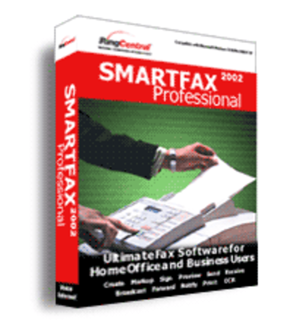 SmartFax 2002 Professional Screenshot 1