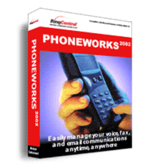 PhoneWorks 2002 Screenshot 1