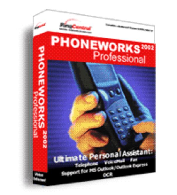PhoneWorks 2002 Professional Screenshot 1
