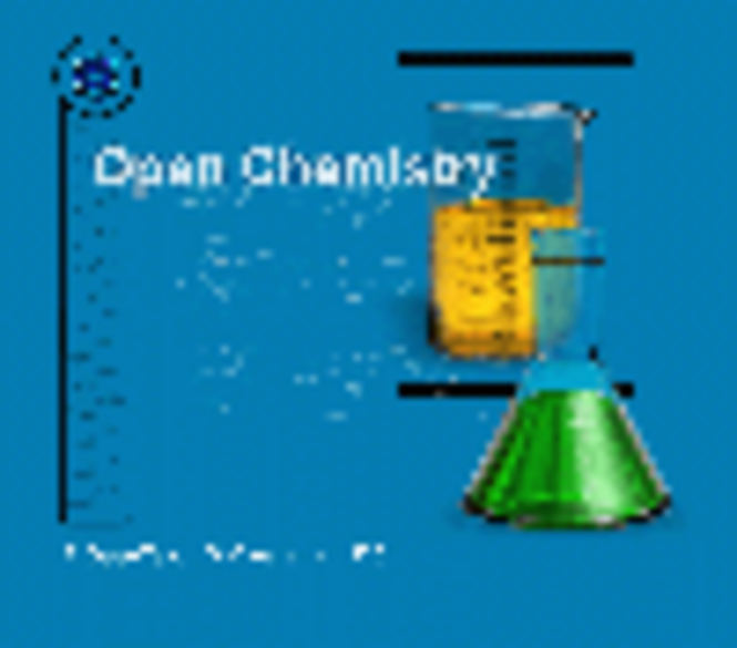Open Chemistry Screenshot