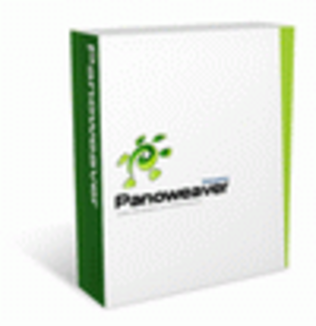 Panoweaver 4.00 for Macintosh Screenshot 1