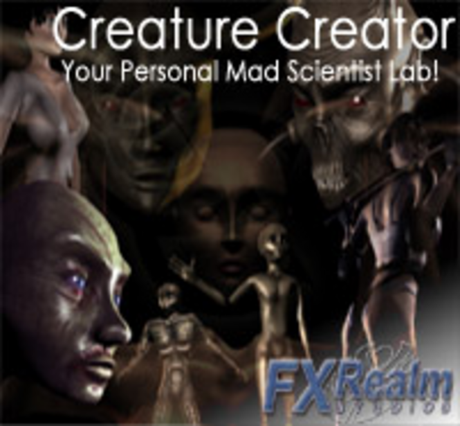 Creature Creator Pro standalone Full version Screenshot