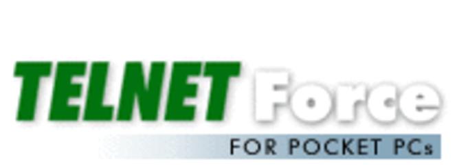 Telnet Force for Pocket PC Screenshot