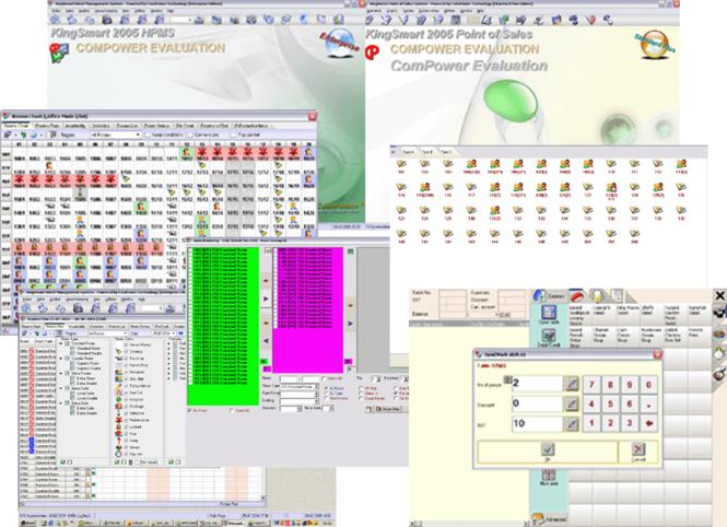KingSmart Suite Screenshot