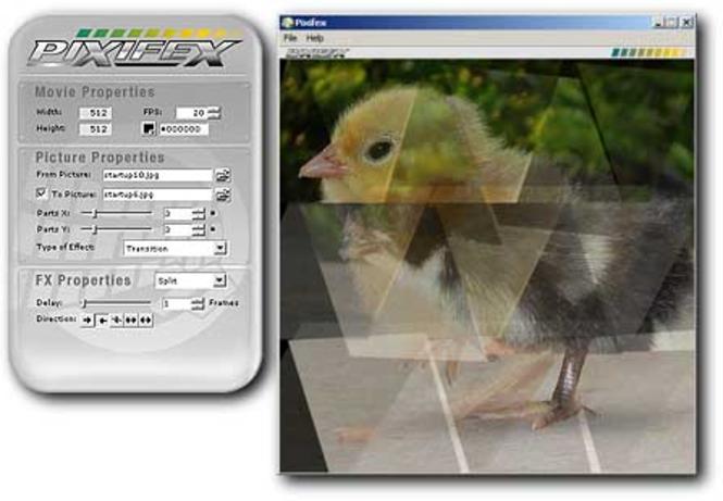 Pixifex Screenshot 1