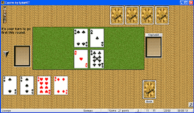 Cassino by SpiteNET Screenshot