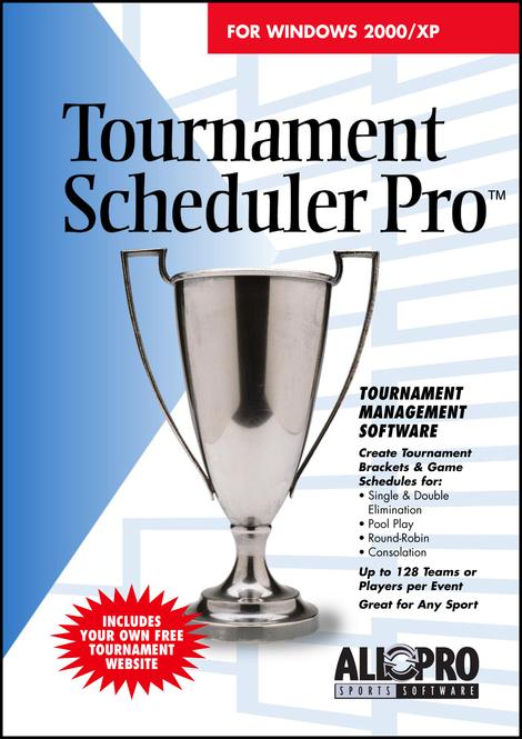 Tournament Scheduler Pro Screenshot 1