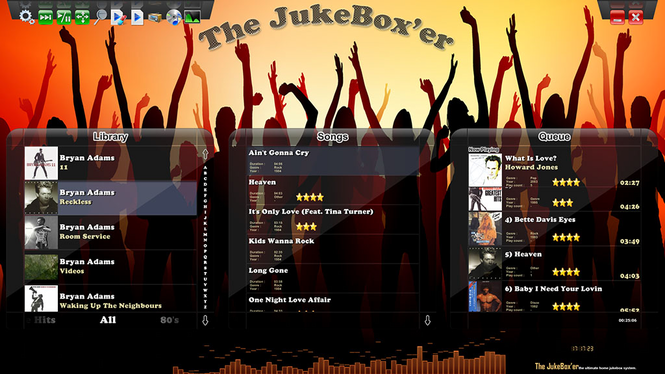 The JukeBoxer Screenshot 1