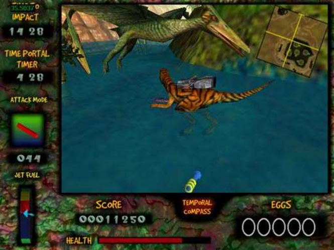 Nanosaur Extreme Screenshot