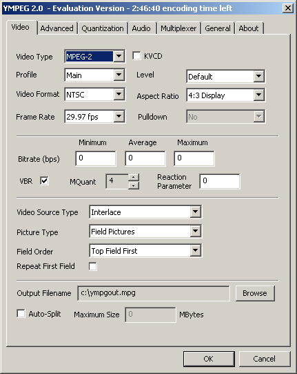 YMPEG Screenshot