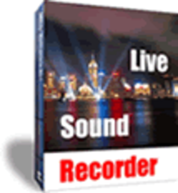 Live Sound Recorder Screenshot