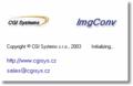 ImgConv 1