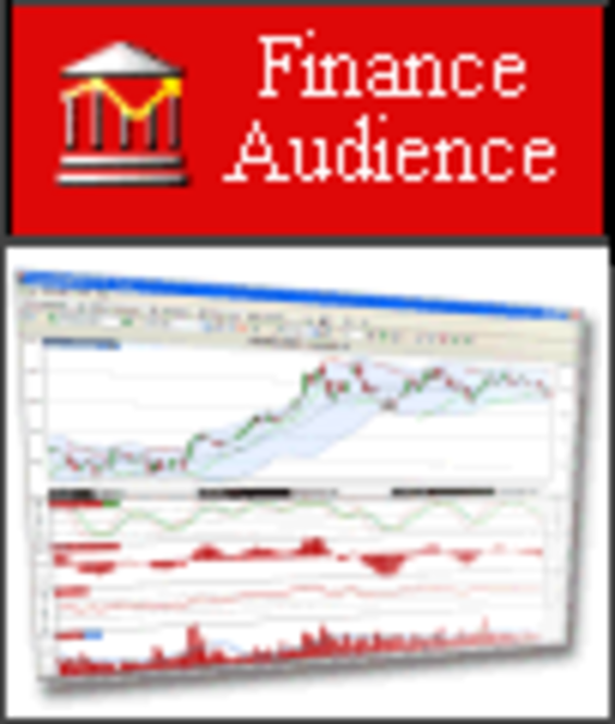 Finance Audience Screenshot