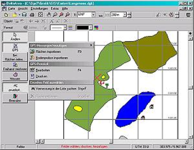 DeltaGIS eXpress Screenshot 1