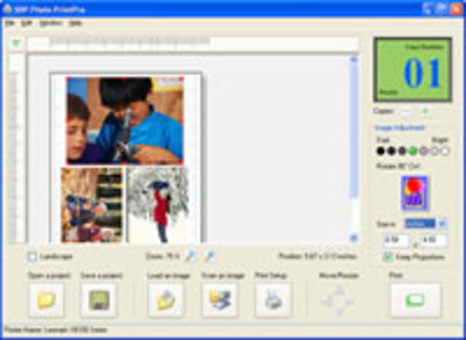 SDP Photo Print Pro Screenshot