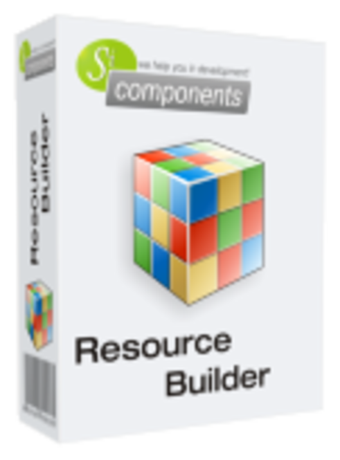 Resource Builder (Site Licence) Screenshot