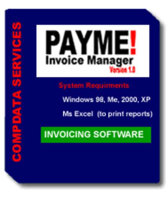 PAYME INVOICE MANAGER Screenshot 1
