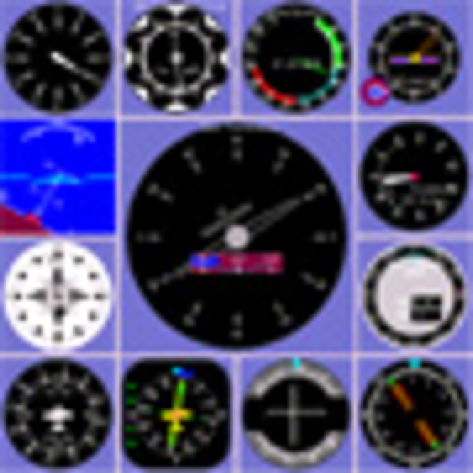 CST AirGauge ActiveX Screenshot 1