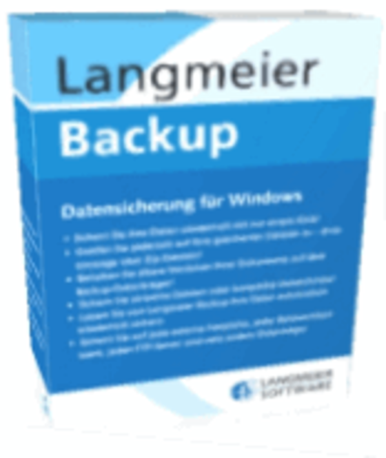Langmeier Backup V2.0.3 Screenshot
