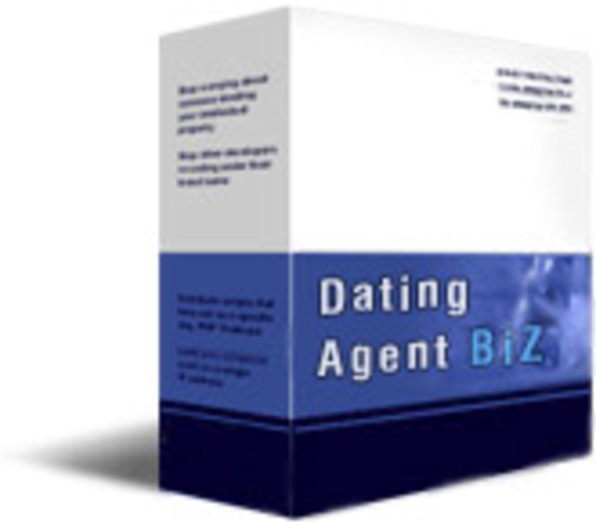 Dating Agent PRO Upgrade to Dating Agent BiZ Screenshot