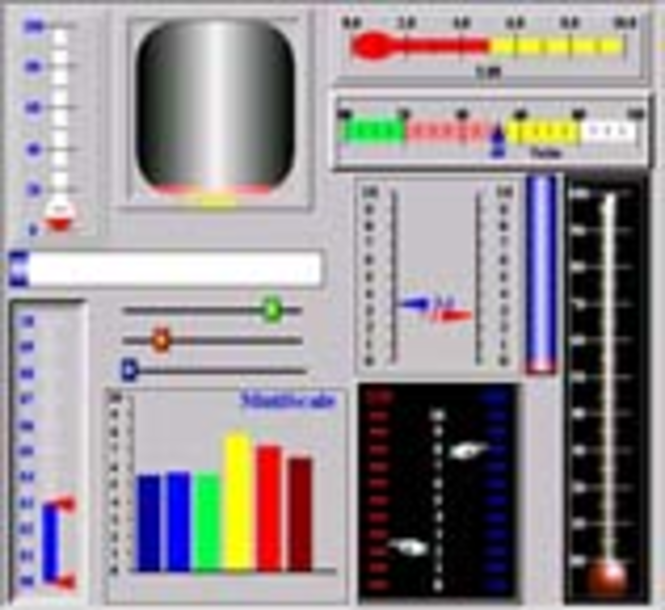 CST Gauge ActiveX Screenshot 1