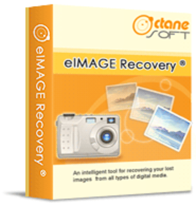 eIMAGE Recovery - Single User License Screenshot